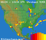 US Lightning Strikes
