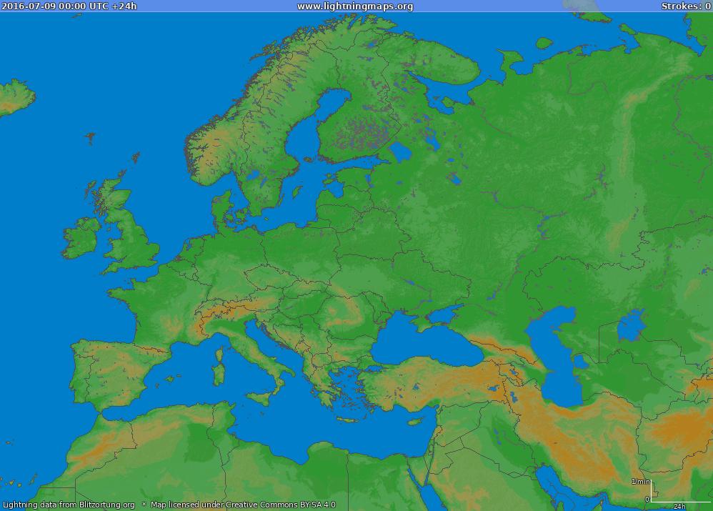 Europe Archives Maps Europe Big Lightningmaps Org