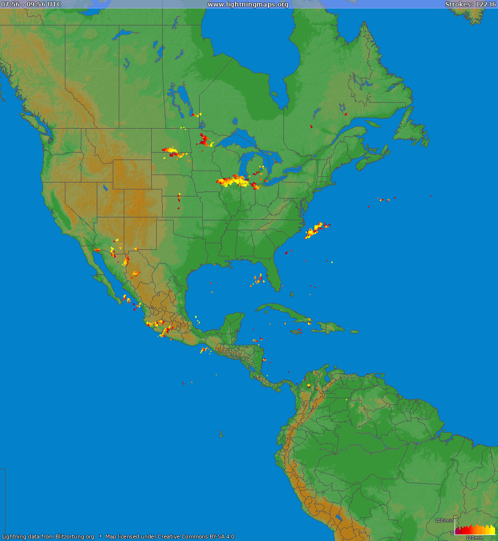 Salamakartta North America 2020-10-20 03:42:33 UTC