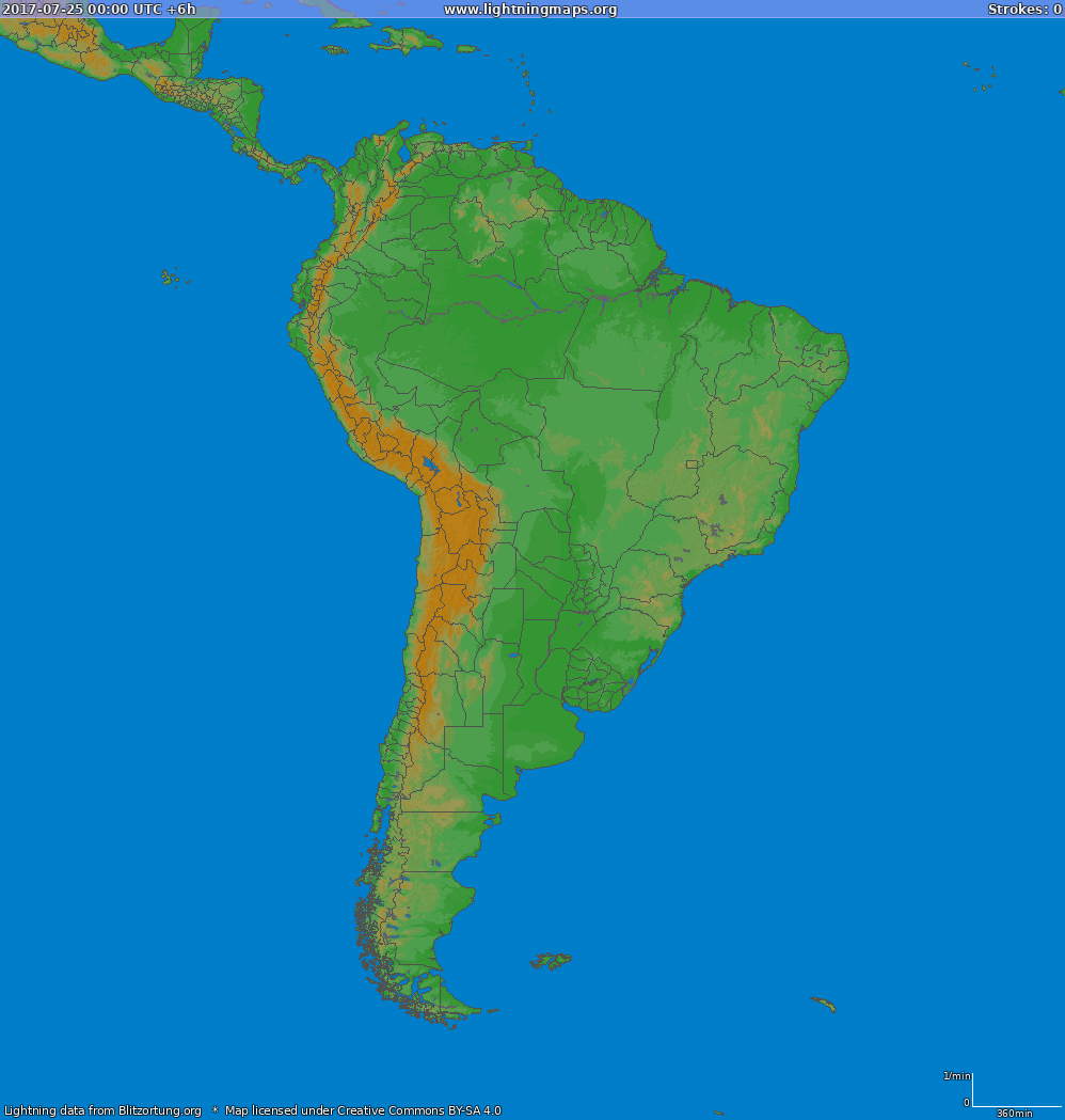 Map Of South America 2017.America Archives Maps South America Lightningmaps Org