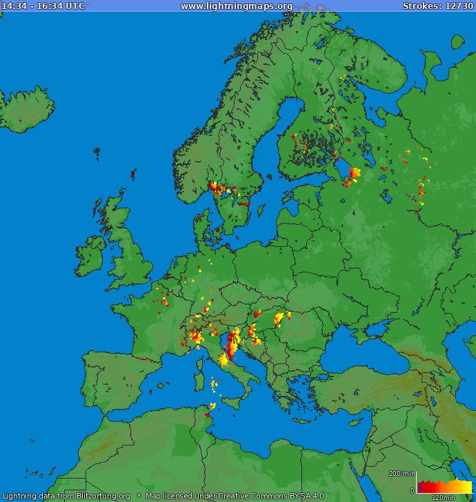 Karta Europa Pa Svenska.Europa Blixtkartor Live Europa Europa Big